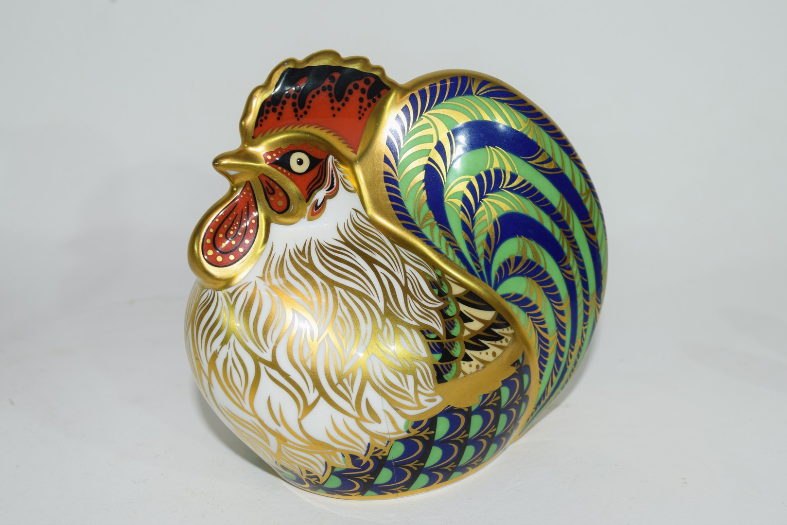 Group of Royal Crown Derby paperweights - Image 4 of 8