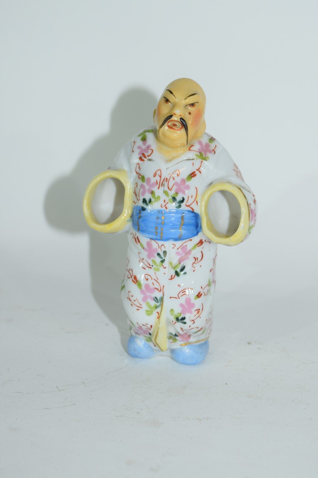 Continental porcelain model of a Chinaman - Image 6 of 10