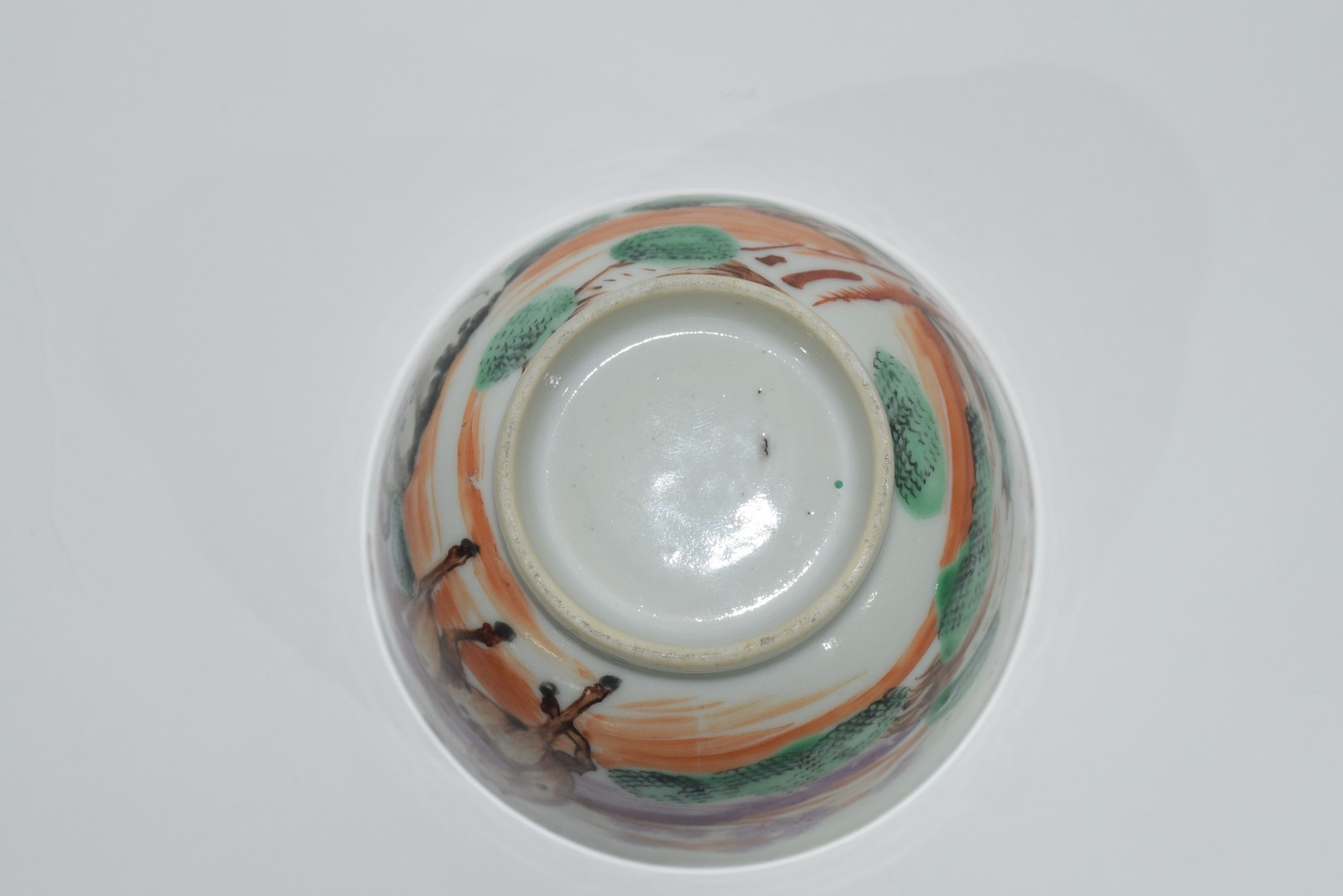 Small Chinese bowl, 18th century - Image 12 of 13