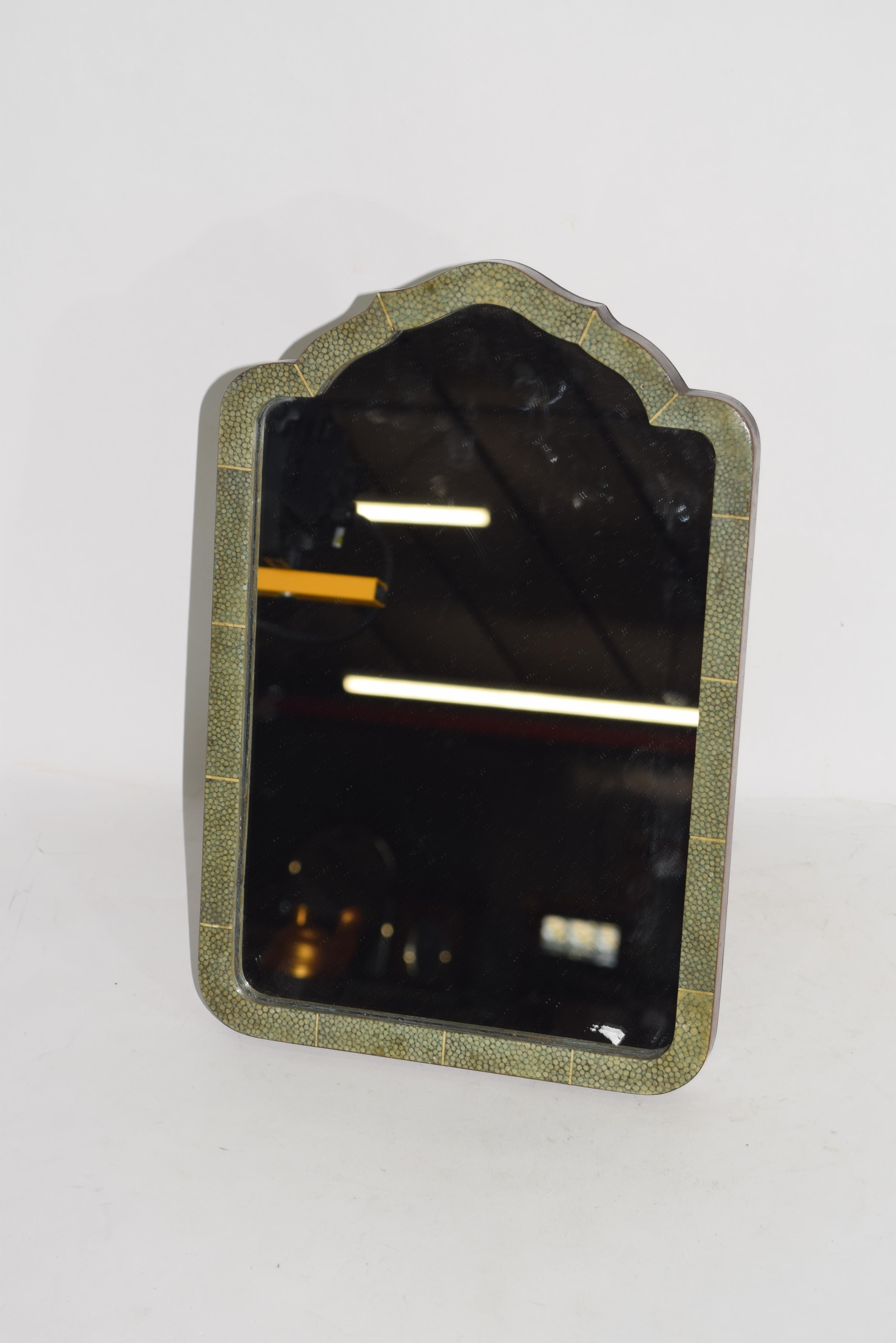 Early 20th century dressing table mirror
