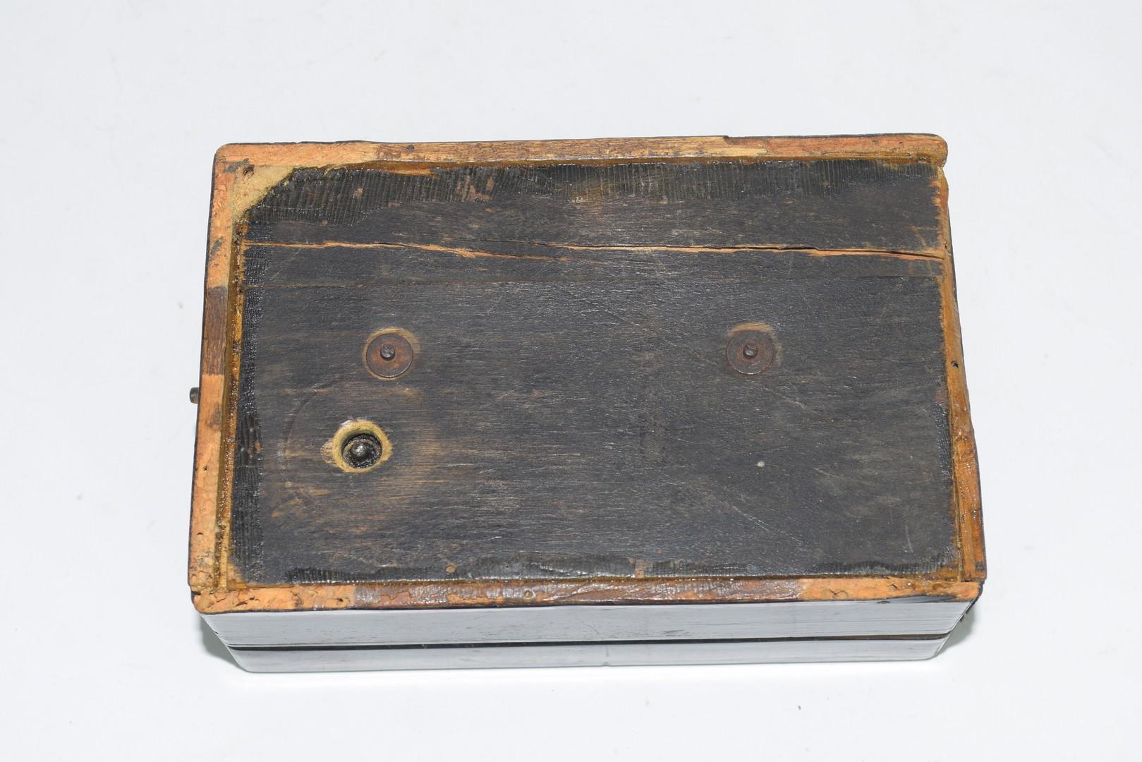 Miniature music box - Image 5 of 5
