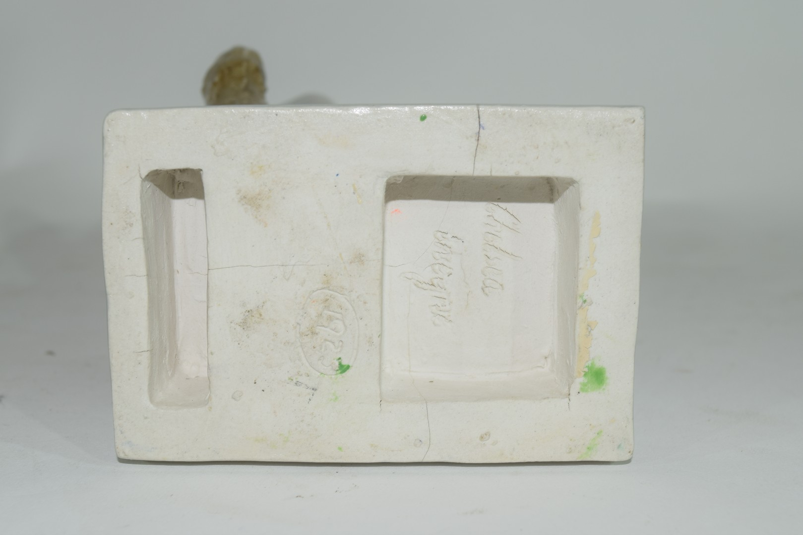 Chelsea Pottery model of a young boy - Image 6 of 6