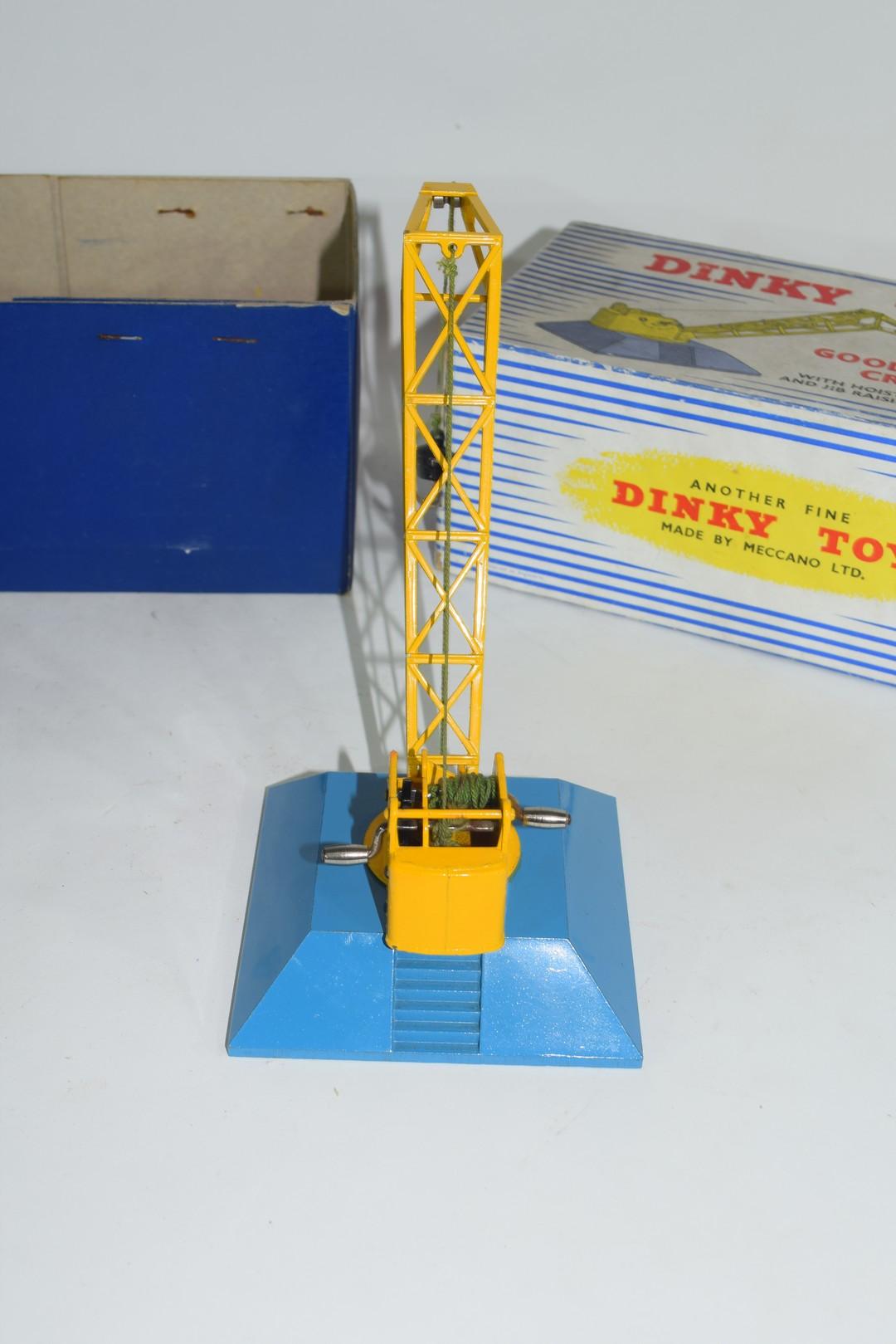 Dinky Goods yard crane No 752 in original box - Image 3 of 5