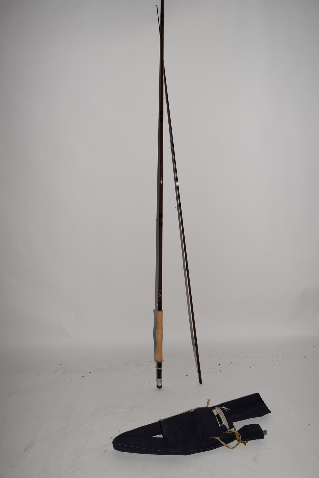 Bruce & Walker, England, vintage fly fishing rod 'The Loch'