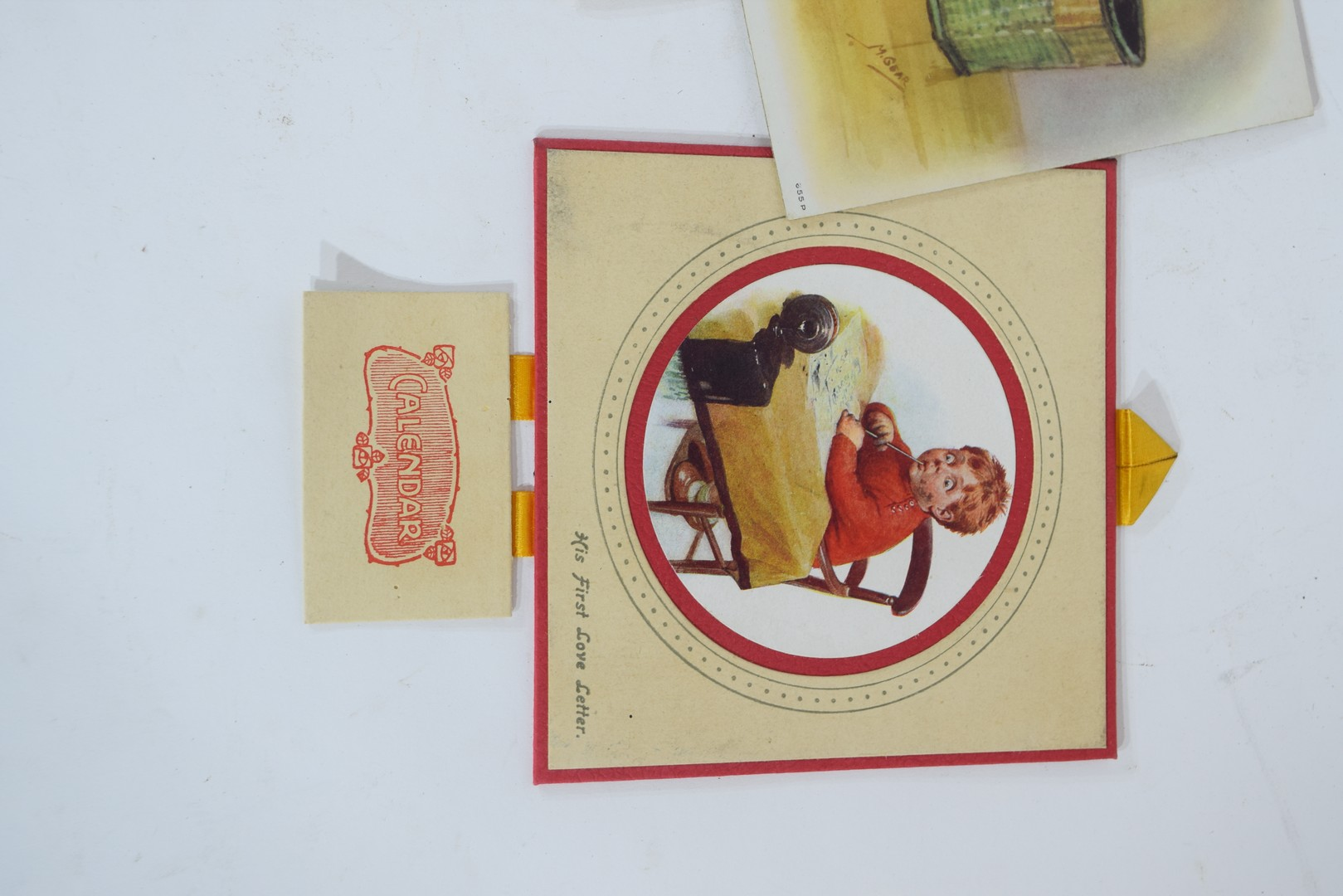 Two 1930s calendars - Image 4 of 4