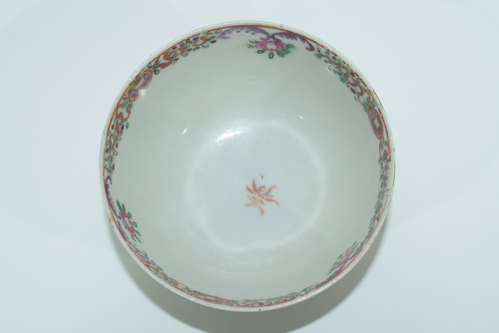 Small Chinese bowl, 18th century - Image 10 of 13
