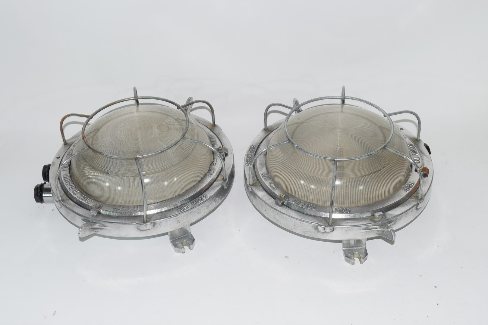 Pair of ship's lights - Image 6 of 6