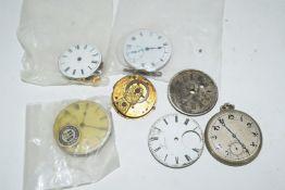 Mixed lot various pocket watches