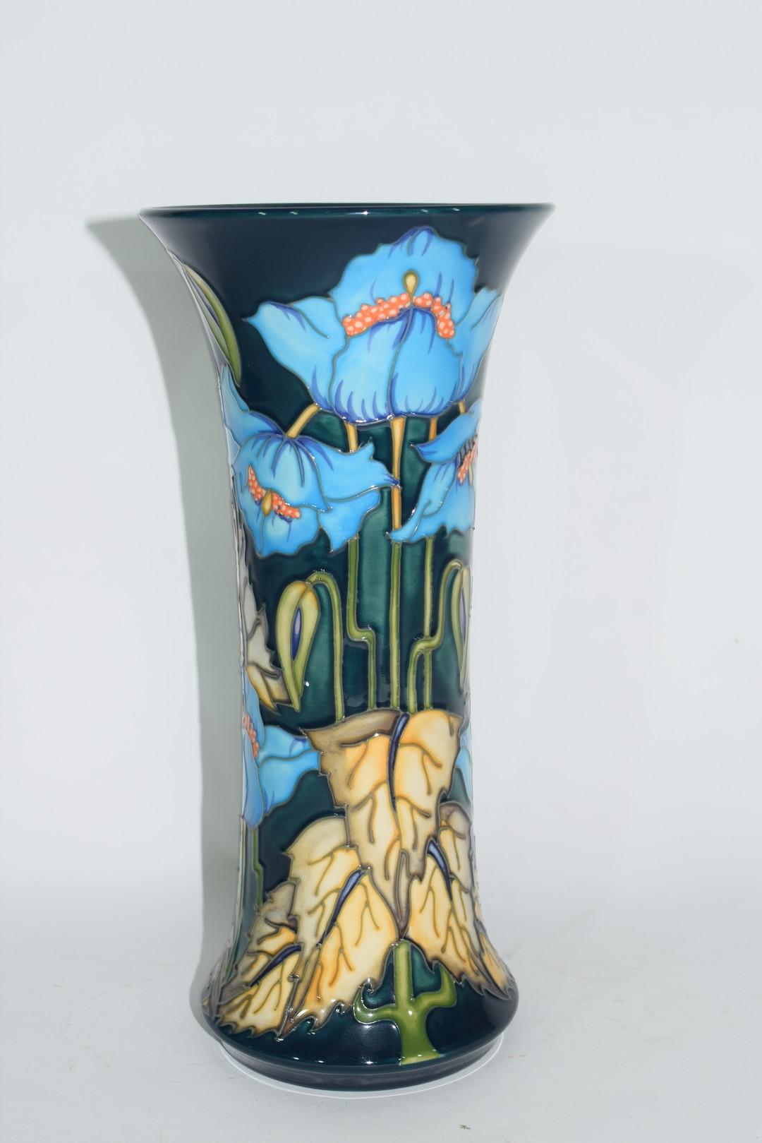 Modern Moorcroft vase - Image 3 of 7