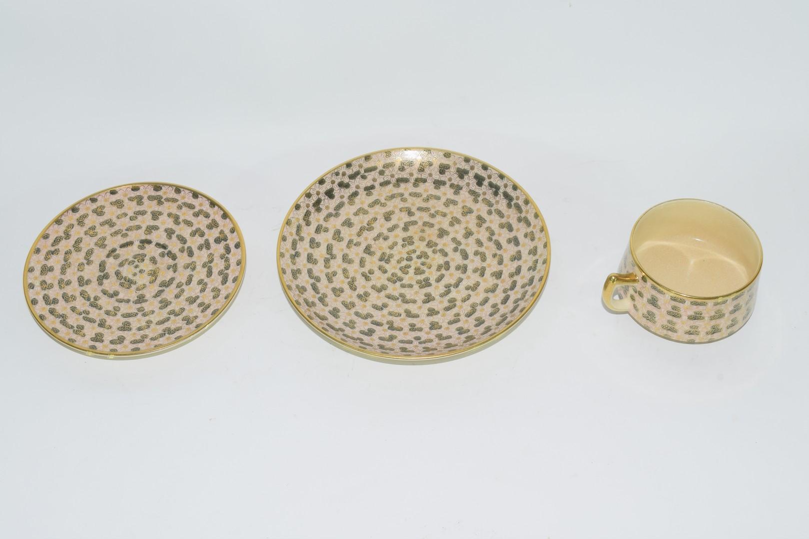 Twelve piece Satsuma tea set - Image 5 of 7