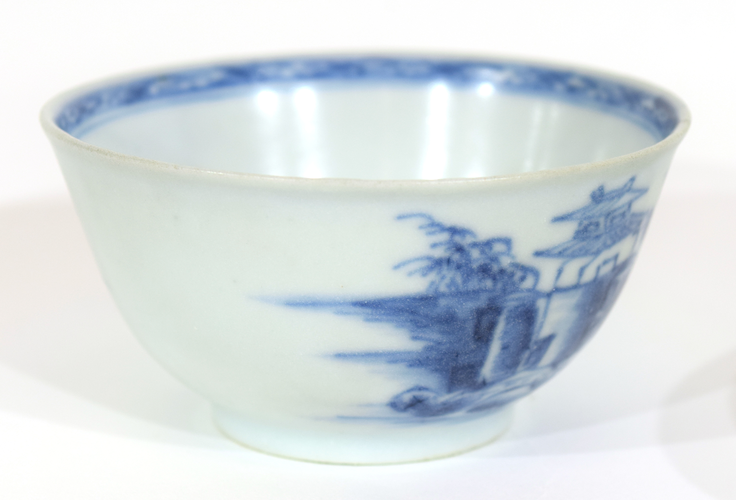 18th century Chinese porcelain Nanking Cargo tea bowl and saucer - Image 13 of 15