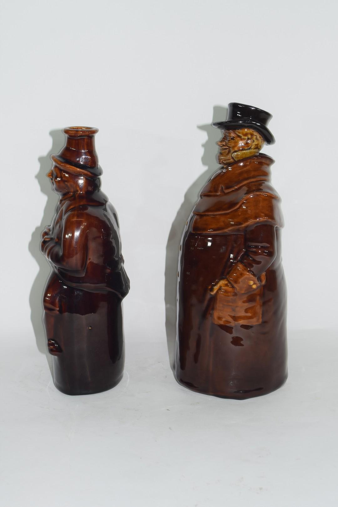 Royal Doulton Kingsware flask - Image 4 of 5
