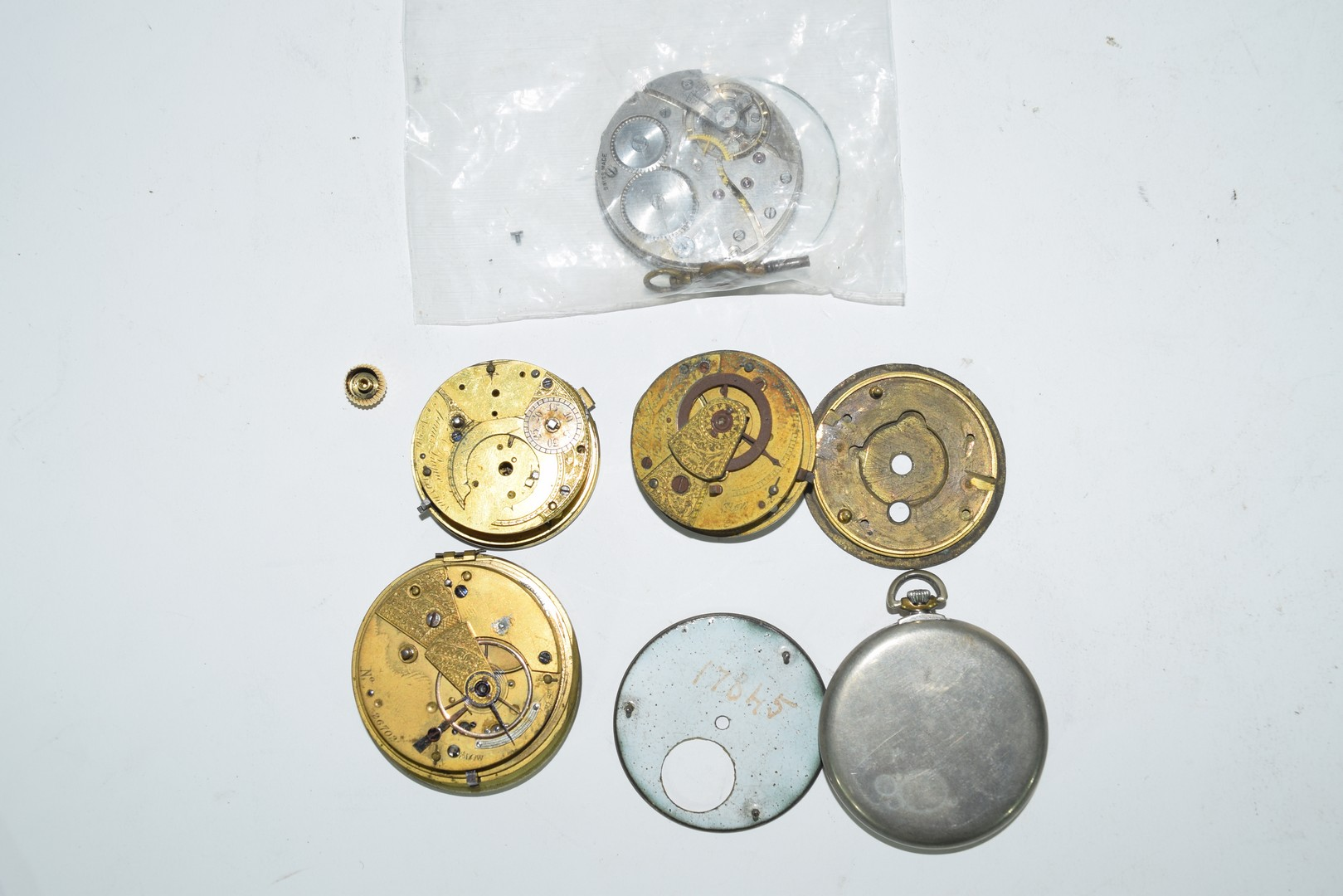 Mixed lot various pocket watches - Image 2 of 2