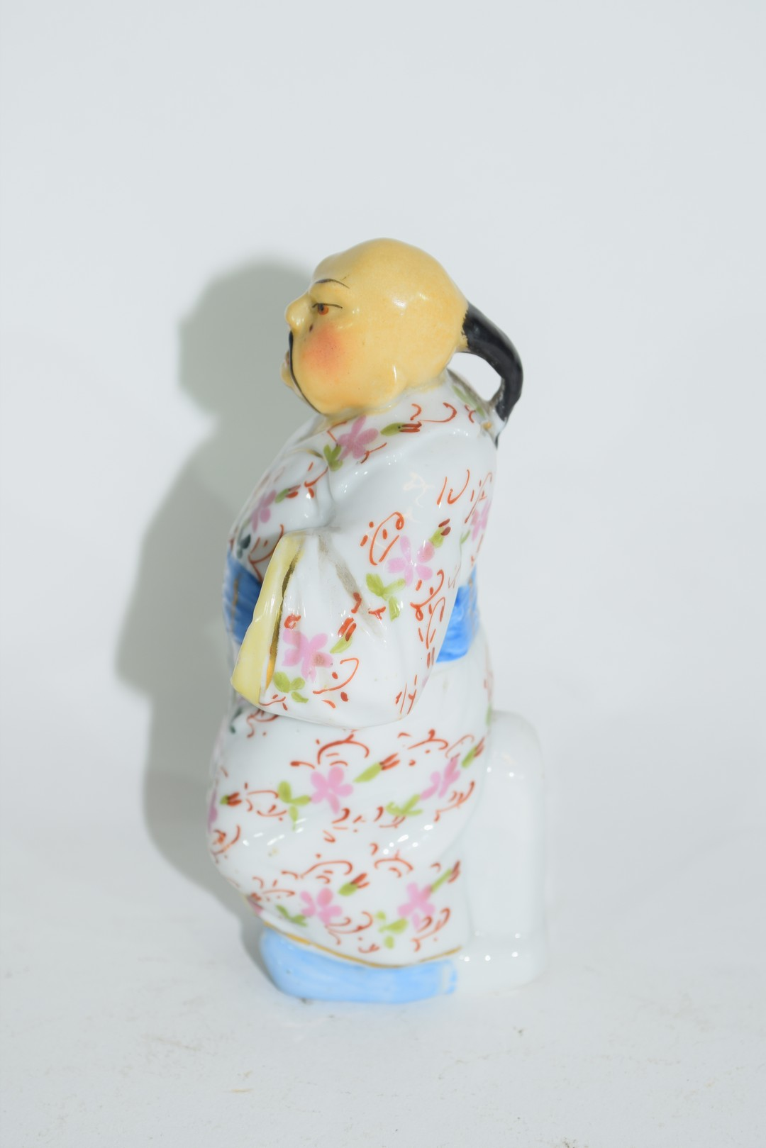 Continental porcelain model of a Chinaman - Image 7 of 10
