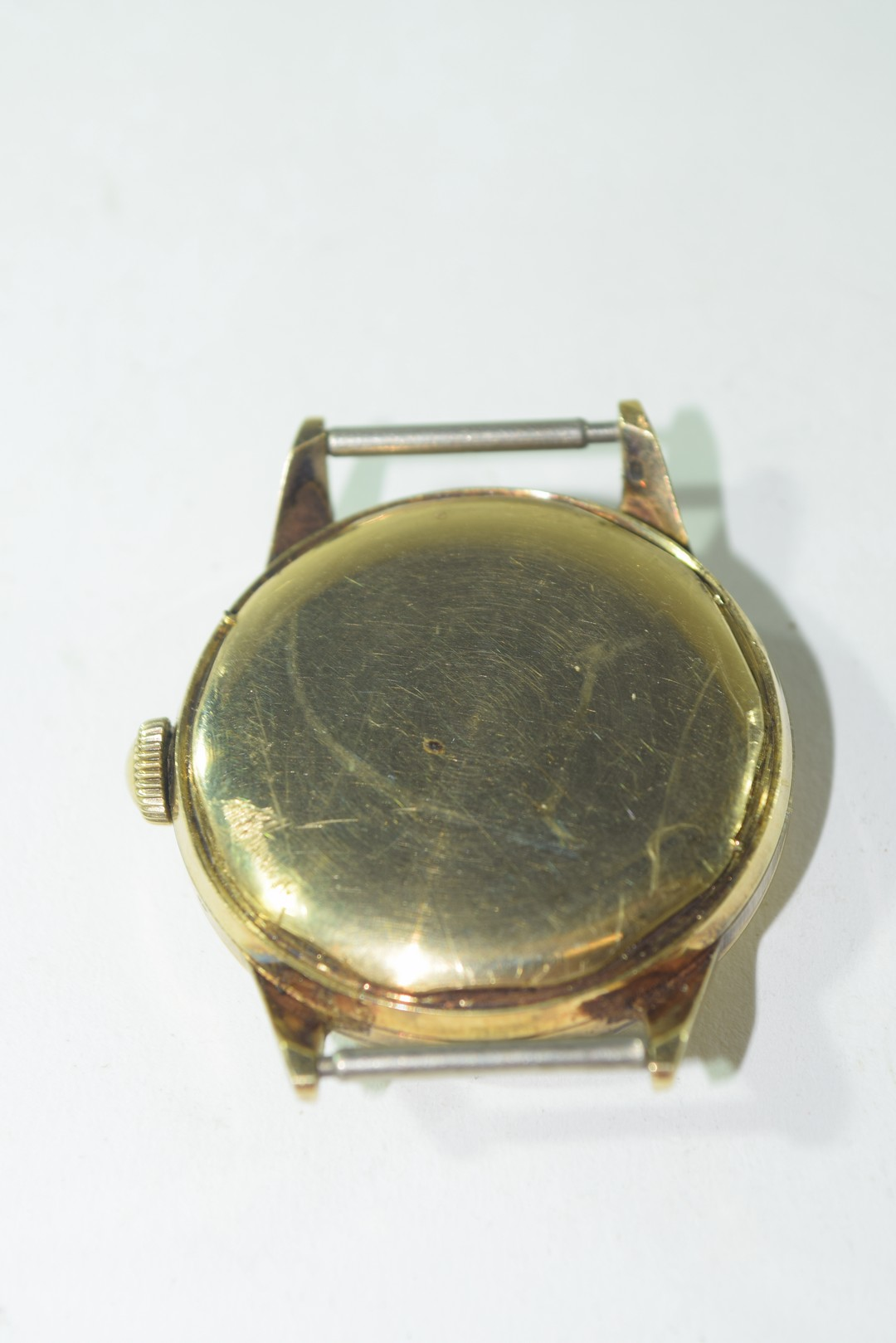 Movado gents yellow metal automatic wrist watch - Image 3 of 4