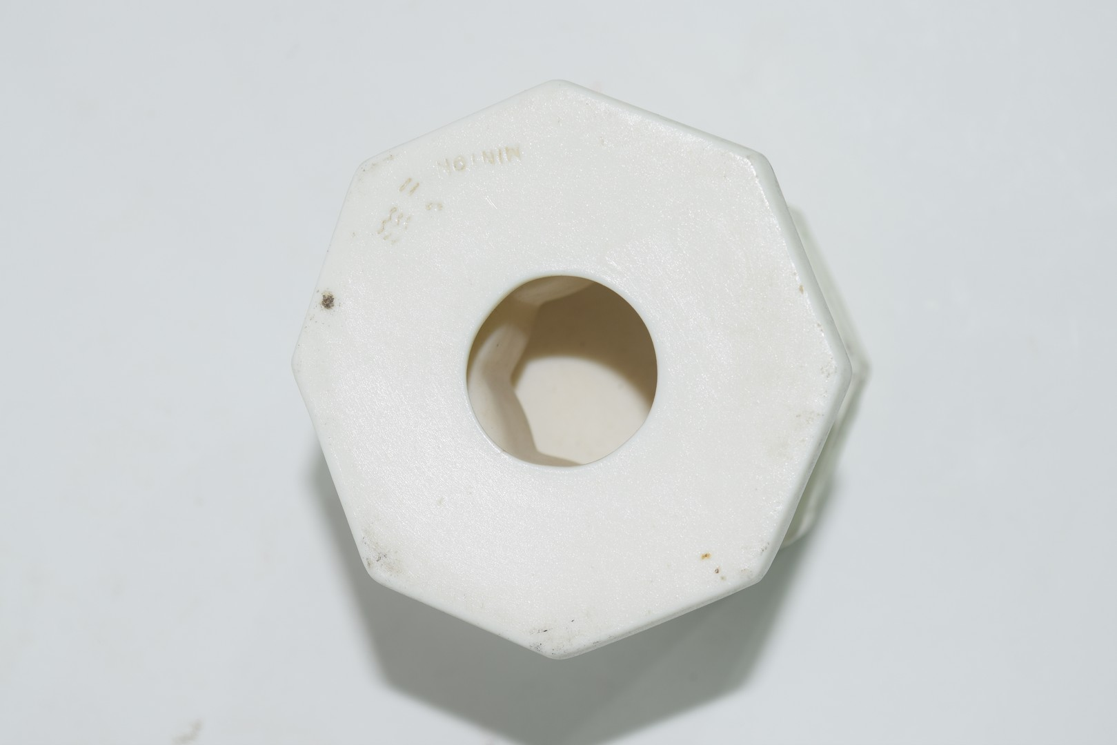 19th century Minton Parian ware model of a font - Image 6 of 7