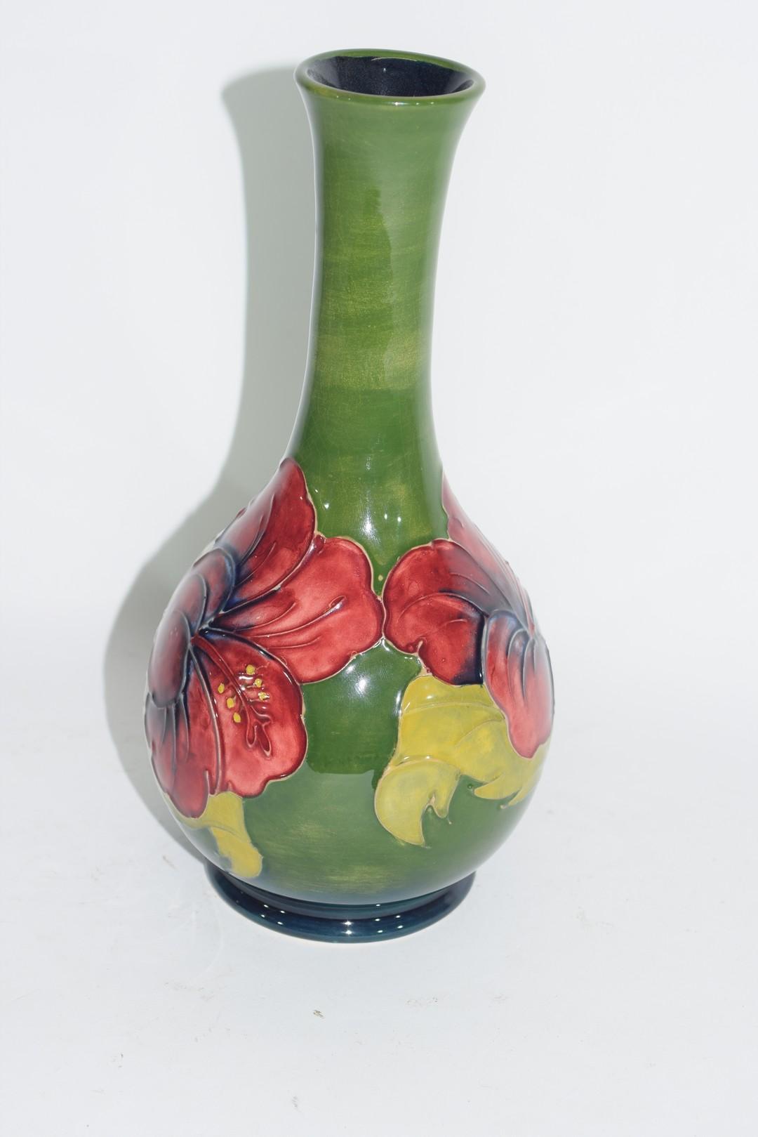 Modern Moorcroft vase - Image 3 of 6