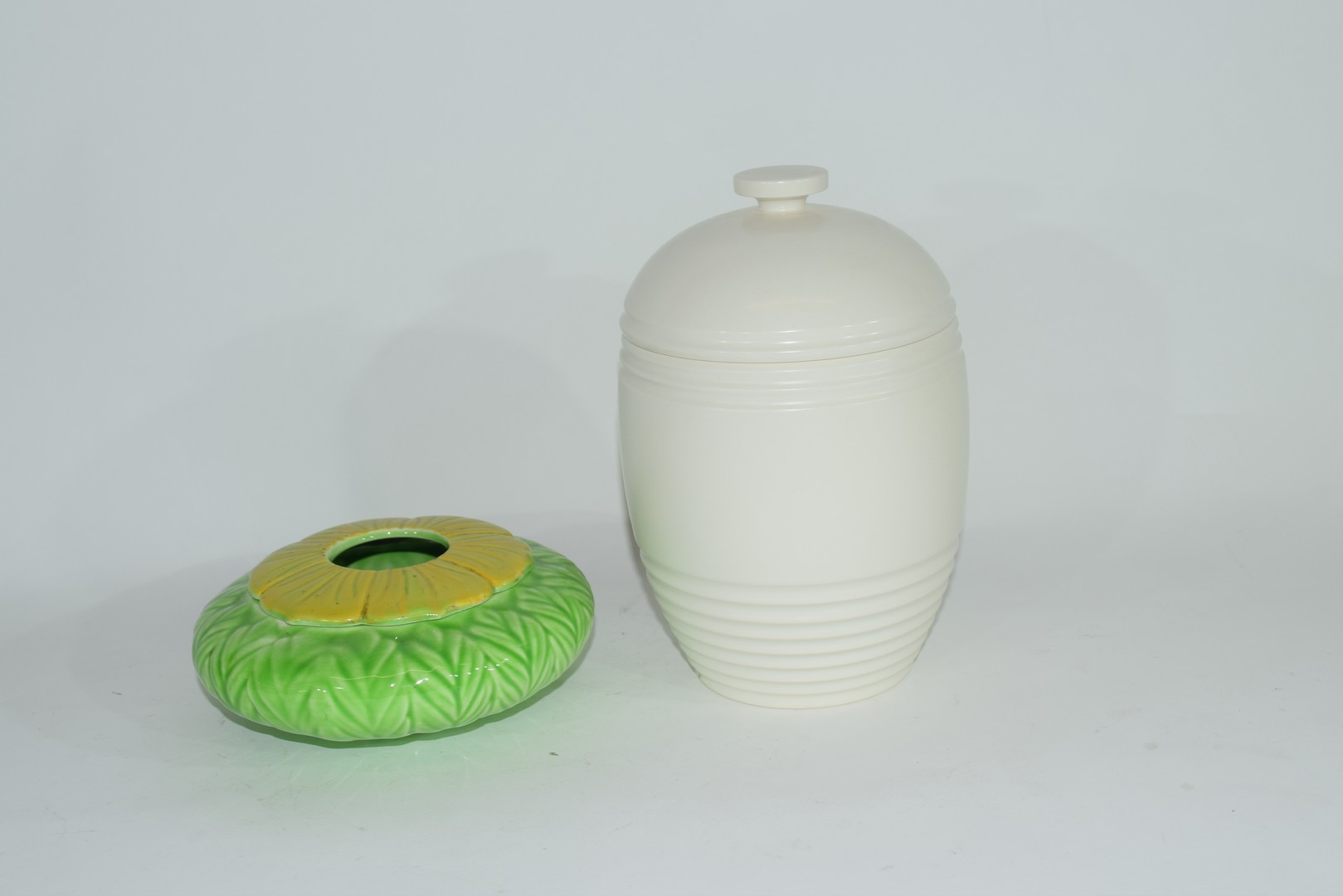 Two pieces of Wedgwood