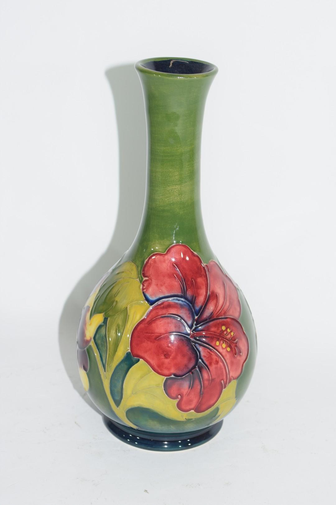 Modern Moorcroft vase - Image 2 of 6