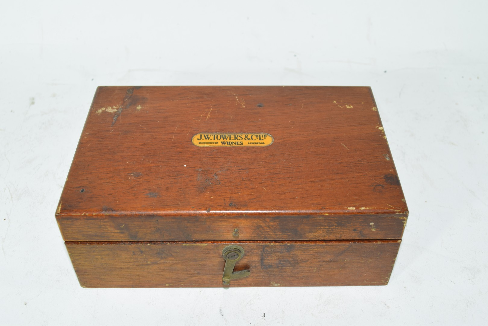 Cased set of chemists weights - Image 2 of 6
