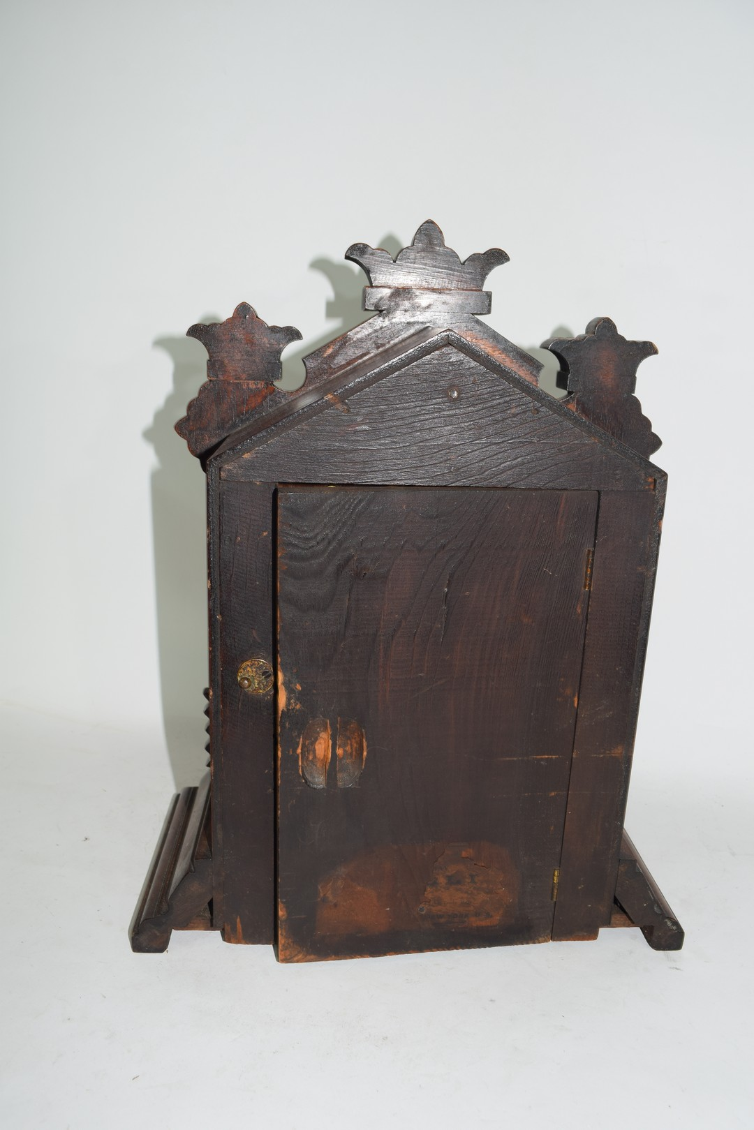 Late 19th century mantel clock by Ansona of New York - Image 4 of 6
