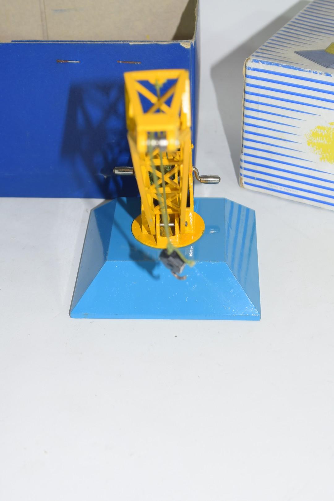 Dinky Goods yard crane No 752 in original box - Image 5 of 5