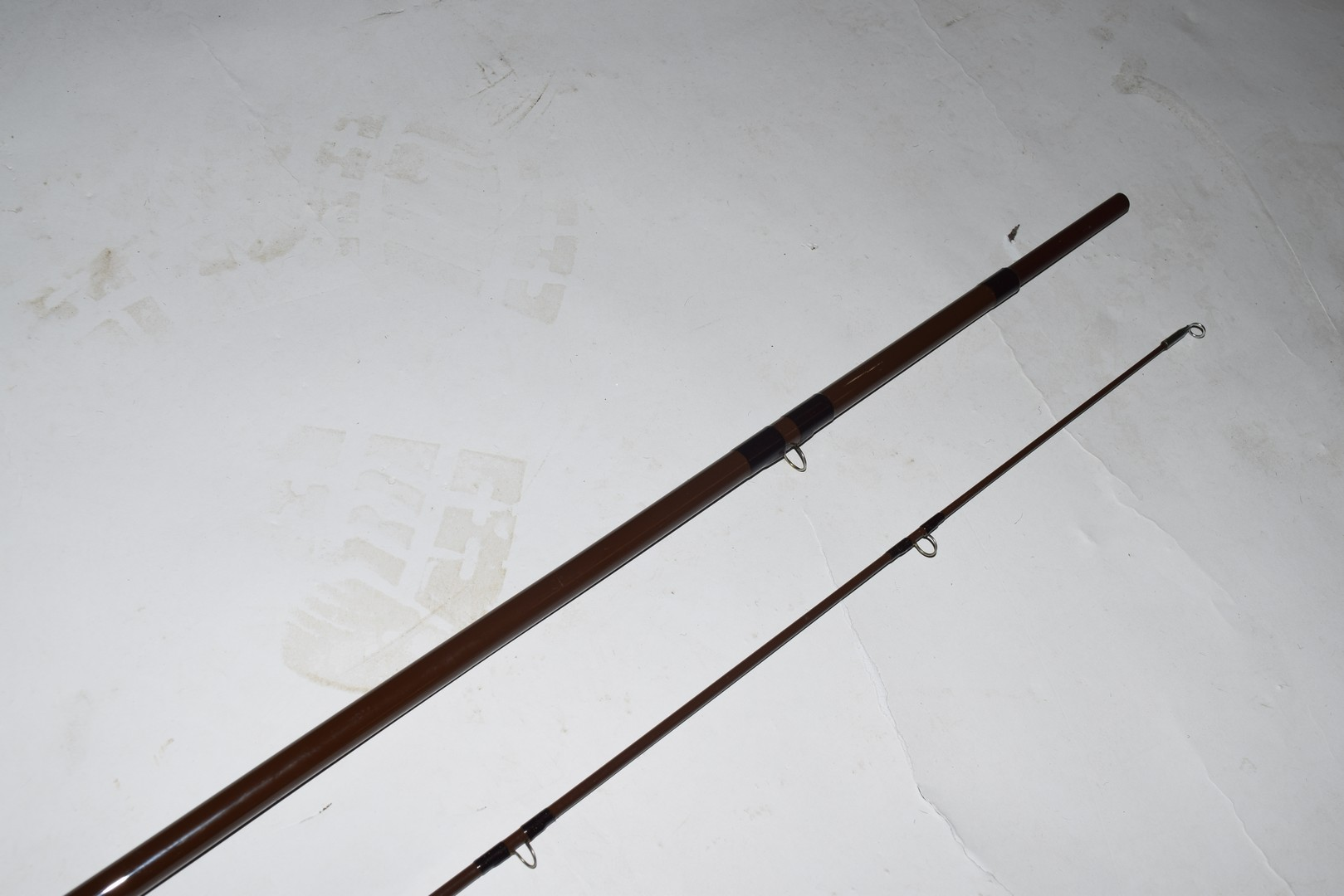 Bruce & Walker, England, vintage fly fishing rod 'The Loch' - Image 6 of 6