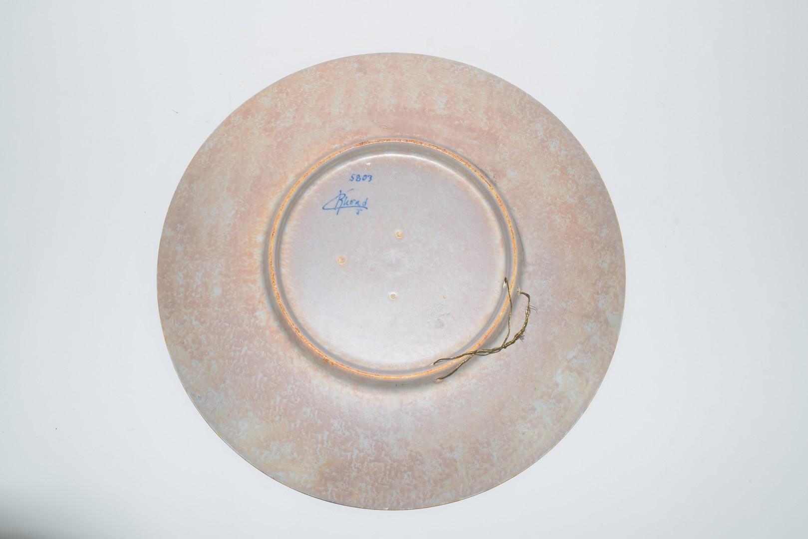 Charlotte Rhead plaque - Image 3 of 4