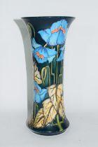 Modern Moorcroft vase