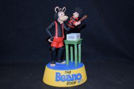 Boxed Robert Harrop Figure, Beano annual 1973, year 2003, Ref BDFC01 No. 280/1500