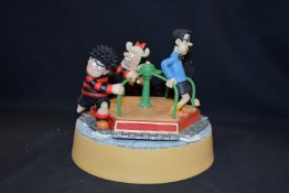 Boxed Robert Harrop Figure, The roundabout rascals, year 2005, Ref BDMB1 Limited ed. of 1000