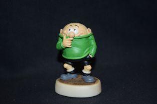 Boxed Robert Harrop Figure, Wifred, year 1994, Ref BD15 rare