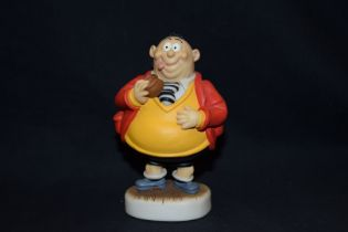 Boxed Robert Harrop Figure, Fatty, year 1994, Ref BD07