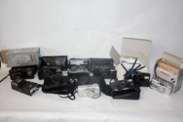 Mixed lot of cameras to include Minolta AF Telesuper