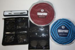 Photography accessories including reflector and white balancer