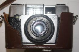 Agfa film camera