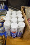 12 CANS OF CAR DE-ICER