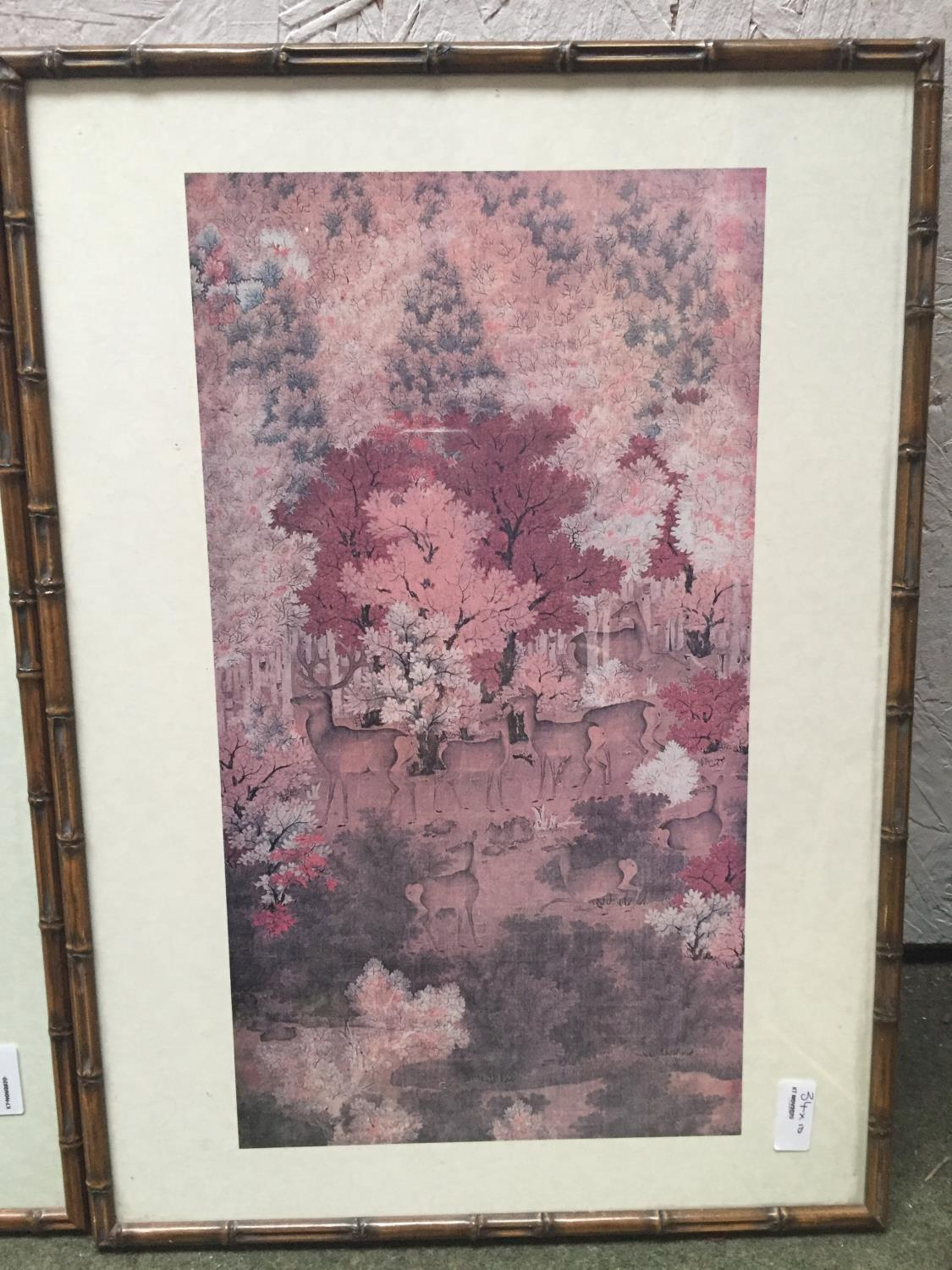 A quantity of Japanese and Chinese coloured prints, including a set of 3 - Image 15 of 16