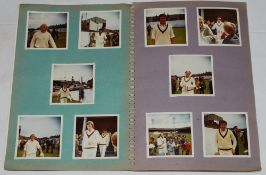 Yorkshire C.C.C. 1973-2005. A collection of thirty six scrapbooks comprising a photographic record