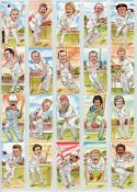 'Marvels of the Middle' 1992. Ritchie & Co. Full set of twenty five colour cards. Ritchie & Co
