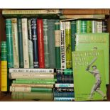 Earlier cricket autobiographies and biographies. Thirty eight biographies, the majority hardbacks