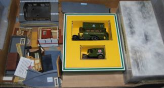 One box containing Hornby items, to include GNR class N2, modern issue Through the Ages box set, and