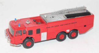 An A Smith Auto Models model No. F995C 1/48 scale white metal and resin kit built model of a