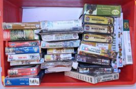One box containing a large quantity of various boxed as issued and part complete Airfix, Revell,