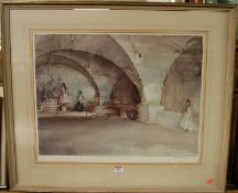William Russell Flint - Fine Art Trade Guild, lithograph, signed in pencil to the margin, 43x57cm
