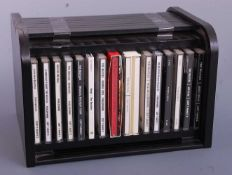 The Beatles - The Beatles Box Set, a collection of 16 Beatles albums on 15 CD's in 'Bread Bin' box.