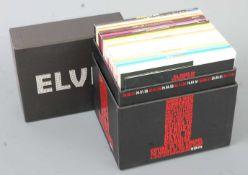 Elvis Presley - Elvis No. 1's, complete 18 CD box set. (1)