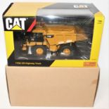 A Tonkin Models No. TR30002 1/50 scale diecast model of a Caterpillar 775G off-highway truck,