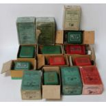 Various Meccano 6 volt output transformers, most boxed: 2x T6A, 4x T6, 2x T6M, some appear unused