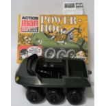Palitoy Action Man Power Hog in box (item incomplete) (BG)